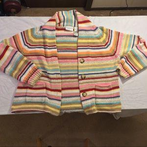 Liz Claiborne Colorful Knit Sweater